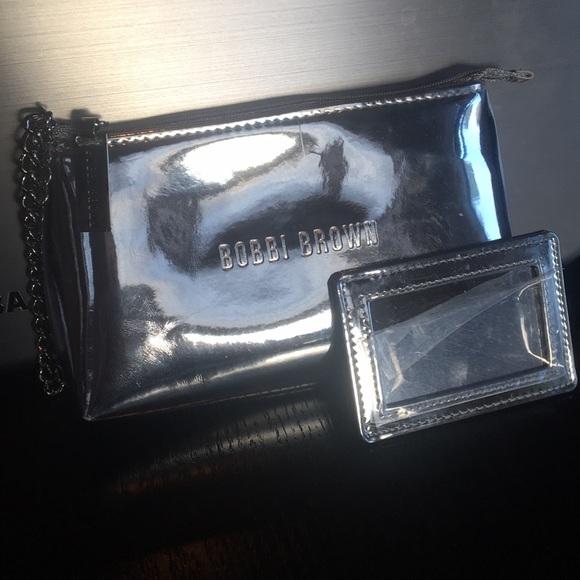 Bobbi Brown Handbags - 🛍Bobbi brown make up bag/clutch